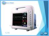 De Geduldige monitor-Medische Apparatuur van de multiparameter, Kenmerkend Apparaat