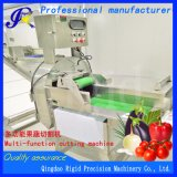 O equipamento comercial de frutas do Cortador de vegetais máquina de corte de mandioca