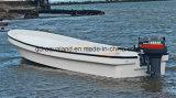 Aqualand 23feet 7m einzelnes Rumpf-Fiberglaspanga-Fischen-Bewegungsboot (230c)