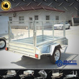 Chine Top Brand Box Trailer Fabricant Tipper