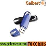 ベストセラーのギフトのためのロゴの習慣USB 2.0のフラッシュ駆動機構