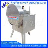 Máquina de estaca vegetal comercial da batata da máquina do cortador