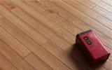 pavimentazione laminata di legno V-Grooved del hickory di 12mm HDF AC4