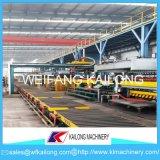 Máquina de carcaça contínua horizontal hidráulica da alta qualidade