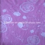 Poliester impreso venta modificado para requisitos particulares 100% de la tela del colchón del punto de la fábrica de China