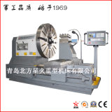 torno giratorio metálico con la plena protección de metal (CK61200)