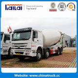 Sinotruk HOWO 6 * 4 371HP 8m3-12m3 camión mezclador de concreto para la venta