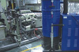 Пылесос HEPA Filter Industrial с Pulse Jet Cleaning