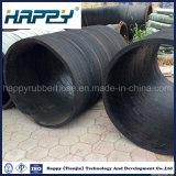 Tubo flessibile di gomma industriale di aspirazione dell'acqua del grande diametro