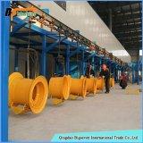 Jet électrostatique d'enduit de poudre fait à la machine en Chine