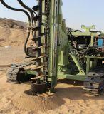 Plataforma de perforación hidráulica Hf130y de la capacidad fuerte DTH del taladro