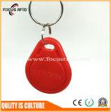 アクセス制御のための13.56MHz RFIDのABS Keyfob
