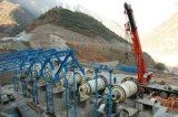 Laminatoio di sfera bagnato di griglia nella linea di produzione del minerale metallifero Using