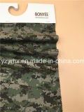 Законченный напечатанный Twill 100% камуфлирования хлопка ткани