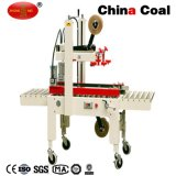 Empaquetadora del sellador del rectángulo del cartón de la cinta del surtidor Fxj5050 de China