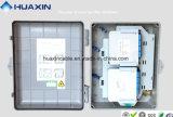 FTTH Boîtier de distribution de fibre optique avec séparateur PLC