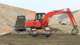 China buena calidad 6t Excavadoras de ruedas.