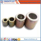 Acessórios de mangueira hidráulica de aço carbono / aço inoxidável