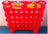 Estante de plástico de juguete multifunción
