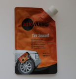 Sacs de empaquetage de poche de bec d'huile à moteur