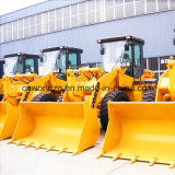 3 Tons Center Articulated Farm Loader
