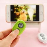 인조 인간 이동 전화 & iPhone를 위한 Selfie 지팡이 Bluetooth 원격 제어 셔터