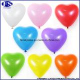 上の販売の試供品の競争価格のハート形の気球