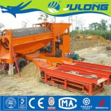 Julong Drague D'or de Machines D'extraction de L'or sur le Cordon