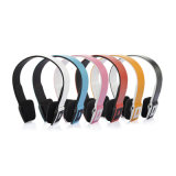 Hot auriculares Bluetooth con la tarjeta del TF, radio FM