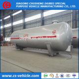 20mt LPGのスキッドの給油所のための20cbm LPGの貯蔵タンク