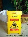 Знаков пластмассы Coflute Coroplast Correx предупредительные знаки Corrugated пластичные/знаки запрещения
