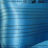 Materiale della tessitura del poliestere per la cinghia di sollevamento dell'imbracatura della tessitura