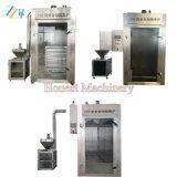 Machine de fumage de vente chaude de poissons/machine de fumage de viande