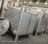 1000Lマイクロ使用されたSS304円錐グリコールJacketedビール発酵タンク(ACE-FJG-0908)