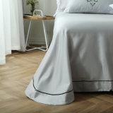 Natal Conjuntos de roupa de cama de alvo/Define/Bordados Lençóis de cetim de algodão