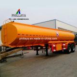 Stahlspeicherchemisches flüssiges Tanker-halb Schlussteil-Säure-Becken