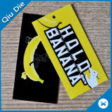 Two Sides Printing Colorful Hangtag for Apparel Accessories