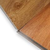 Bodenbelag umweltfreundliche wasserdichte Anti-Lodernde rutschfeste des 9.5mm Stärken-Plastikholz-WPC