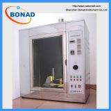 IEC60695-2-10, тестер провода зарева воспламеняемости UL746A материальный