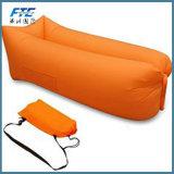 Boca perezosa del bolso dos del sofá inflable rápido del aire de la insignia del OEM