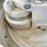 餌機械を作る米の殻の灰の微粒