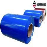 외부 훈장을%s Ideabond 0.4*1250 PVDF 알루미늄 코일