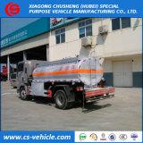 頑丈なSinotruk HOWO 4X2 266HP 6の荷車引き15000Lの石油タンカー15m3の燃料タンクのトラック