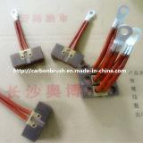 Motores elétricos e geradores Escovas de carbono RC90
