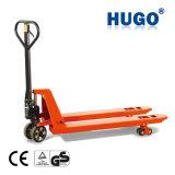 Einfaches China betreiben 2.5 Tonnen-hydraulischen Handladeplatten-LKW-manuellen Gabelstapler