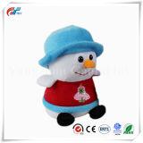 Het Minisize Gevulde Stuk speelgoed van de Sneeuwman van Kerstmis
