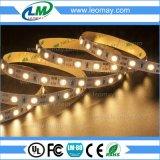 2LEDs/cut 단위 24V 비 방수 온난한 백색 5050 300LEDs/유연한 LED 지구 빛