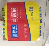 bolso tejido PP de la válvula del cemento 20kg o bolso de la válvula de Kraft Paer