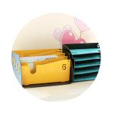 Dispositivo di piegatura del biglietto della gomma piuma dei pp per l'ufficio e la Banca