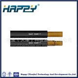 Hochdruckdraht-umsponnener hydraulischer Gummischlauch R17